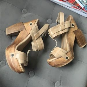 All Saints Heels
